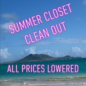 Handbags - SUMMER CLOSET CLEAN OUT- EVERYTHING MUST GO!